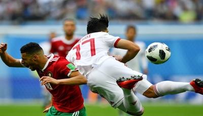 بنيران صديقة.. المغرب يخسر أمام إيران في اللحظة الأخيرة