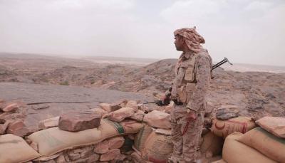 """قائد عسكري: مليشيا الحوثي في انهيار تام بمحافظة """"البيضاء"""""""