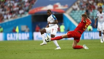 بلجيكا تحرز فوزا كبيرا على بنما