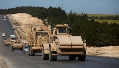 قوات تركية تدخل مشارف منبج السورية في إطار اتفاق مع أمريكا