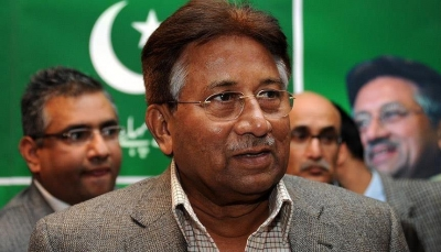 """باكستان: لجنة الانتخابات ترفض ترشح """"برويز مشرف"""" للانتخابات البرلمانية"""