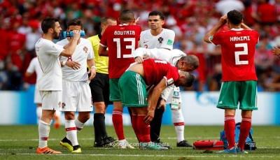 رونالدو يطيح بالمغرب خارج المونديال