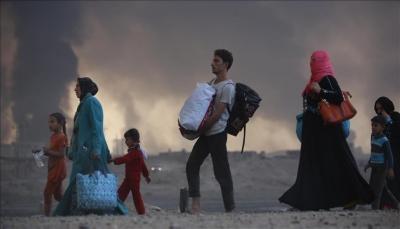 مفوض أممي: 68.5 مليون لاجئ ونازح في العالم خلال 2017