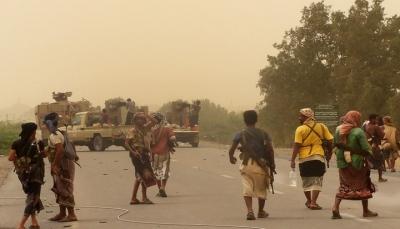 قوات الجيش والتحالف تستعد لاقتحام ميناء الحديدة