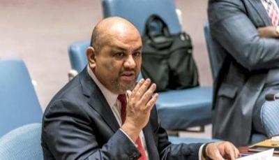 اليماني: بقاء ميناء الحديدة بأيدي الحوثيين خطر على أمن واستقرار المنطقة