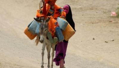 النازحون من الحديدة اليمنية.. رحلة مريرة إلى غياهب المجهول