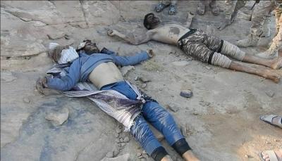 مصرع 614 حوثيًا.. الجيش يكشف حصيلة خسائر مليشيا الحوثي خلال اسبوع