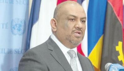 وزير الخارجية يستبعد التوصل لحل سياسي للأزمة اليمنية خلال مشاورات جنيف