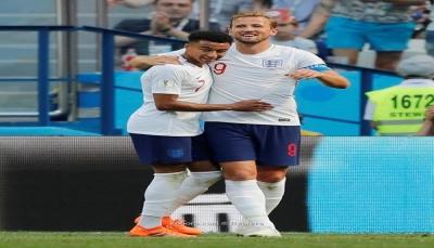 كين لاعب المنتخب الإنجليزي يتصدر قائمة هدافي المونديال
