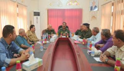 مصلحة السجون تدشن عملها في العاصمة المؤقتة عدن