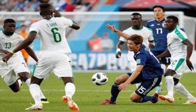 """اليابان تنتزع نقطة من أنياب """"أسود"""" السنغال في المونديال"""