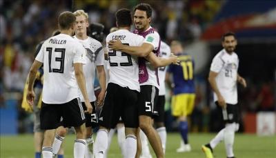 مدرب ألمانيا: هدف كروس القاتل بمرمى السويد من طراز عالمي