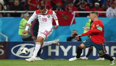المغرب يودّع المونديال بشرف بتعادل مع إسبانيا بهدفين لكل منهما
