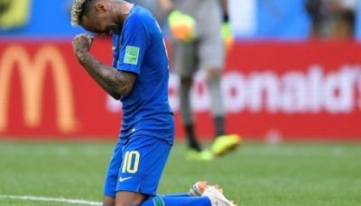 مونديال روسيا: البرازيل الدامعة مع نيمار تبحث عن التأكيد
