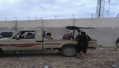 البيضاء: مصرع وإصابة 8 حوثيين بينهم قيادات بذي ناعم