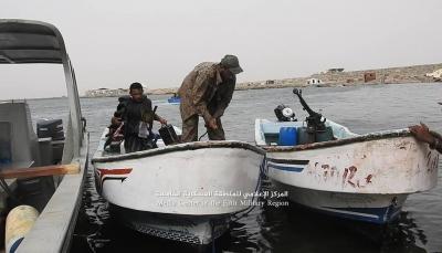 """حجة: الجيش يسيطر على ميناء """"حبل"""" وأسر 11 حوثيا بينهم قيادي (صور+ أسماء)"""