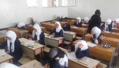 83 ألف طالب يبدؤون اليوم امتحانات الثانوية في المحافظات المحررة