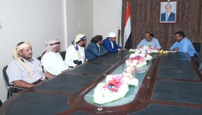 نائب الرئيس يؤكد على أهمية دور وزارة الأوقاف في مواجهة التعبئة الطائفية والسلالية