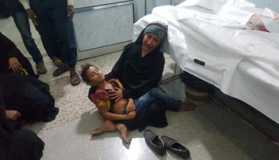تعز: مقتل وإصابة خمسة مدنيين بقصف ميلشيات الحوثي حي سكني (فيديو)