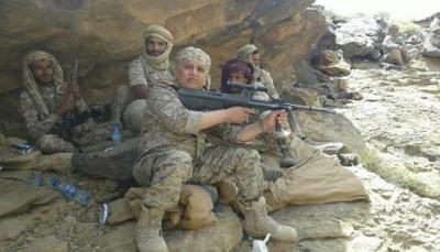 """الجيش يستعيد السيطرة على عدد من التباب في """"جبهة نهم"""" شرق صنعاء"""
