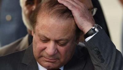 السجن عشر سنوات لرئيس وزراء باكستان السابق نواز شريف بتهمة الفساد
