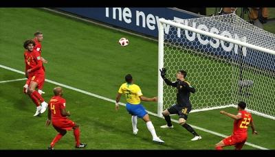 كأس العالم.. بلجيكا تقضي على أمال البرازيليين في موقعة الربع نهائي بروسيا 2018