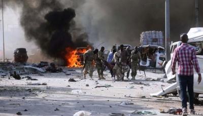 """مقتل 10 أشخاص في هجوم استهدف """"الداخلية"""" الصومالية"""