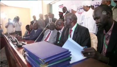 الخرطوم: أطراف النزاع بدولة جنوب السودان توقع اتفاق الترتيبات الأمنية