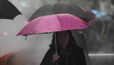27 وفاة و 50 مفقودا بسبب الأمطار في اليابان