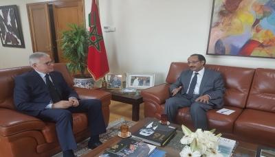 """المغرب تجدد تأكيد موقفها الداعم للشرعية اليمنية وتصف ذلك بــ""""الثوابت الراسخة"""""""