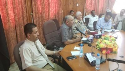 وكيل وادي حضرموت: مطالبنا للحكومة والتحالف في إيجاد منظمة أمنية جديدة قوبلت بالرفض