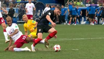 مواجهة بين إنكلترا وكرواتيا بحثا عن إنجاز تاريخي وملاقاة فرنسا في النهائي