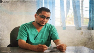 """تعز: نائب رئيس """"مستشفى الثورة"""" يستقيل من منصبه ويوضح الأسباب"""