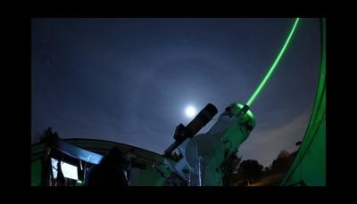 ناسا تكشف حدوث إطلاق نار بالليزر في الفضاء!