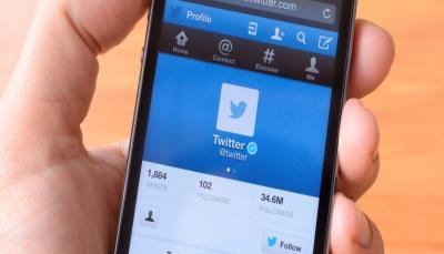 """""""تويتر"""" تشن حملة على الحسابات غير الفعالة والمزيفة"""
