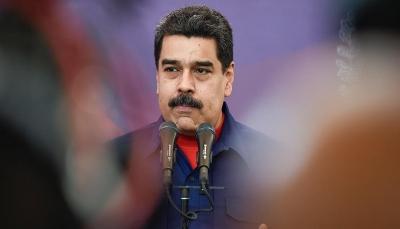 مادورو: واشنطن تحضر لأنشطة استفزازية على حدود فنزويلا مع كولومبيا