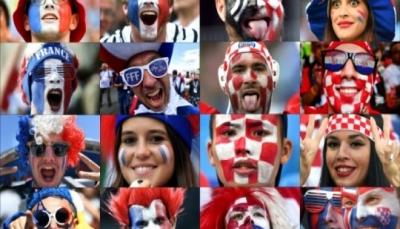 كأس العالم.. يومان قبل حرب النجوم بين فرنسا وكرواتيا