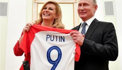 بوتين و14 زعيمًا يحضرون نهائي المونديال