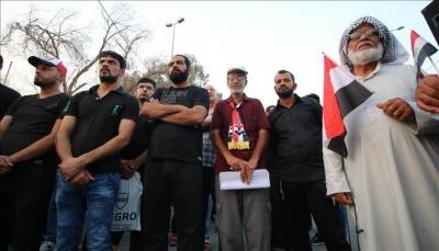 العراق.. متظاهرون غاضبون يقتحمون مبنى مجلس محافظة البصرة