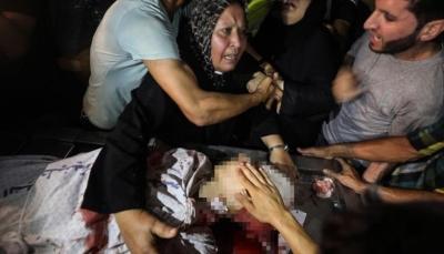 """""""أمير"""" و""""لؤي"""" .. طفلان خرجا للتنزه فعادا شهيدين بغزة"""