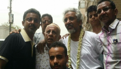 """أمن عدن يفرج عن القيادي بحزب الإصلاح """"باحويرث"""" بعد اعتقال وإخفاء دام أربعة أشهر"""
