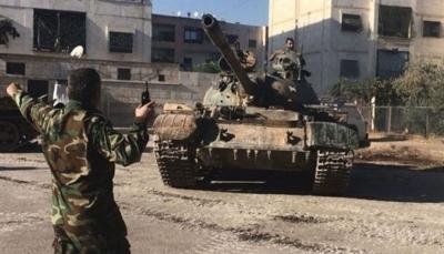 سوريا: اتفاق بين مقاتلي المعارضة وإيران لإجلاء سكان قريتين