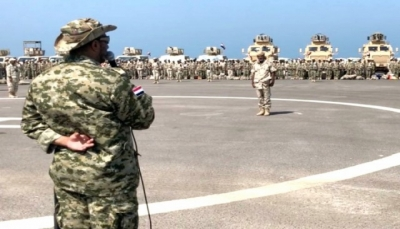 قيادي في المجلس الانتقالي المدعوم من الإمارات يحرض على تواجد قوات شمالية بعدن