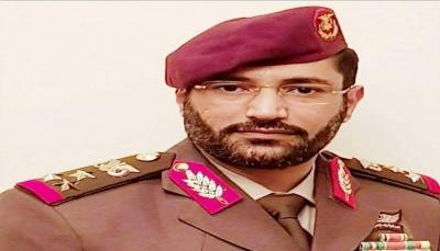 هيئة الأركان تنعي استشهاد العميد محمد محمد صالح الأحمر في مأرب