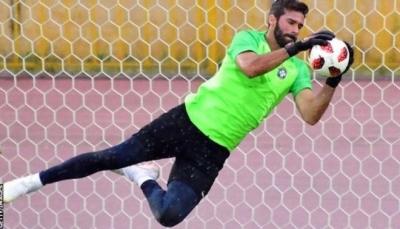 ليفربول يتوصل لاتفاق مع روما لشراء الحارس البرازيلي أليسون بيكر مقابل 70 مليون يورو