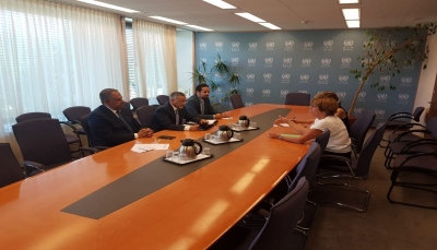 """اليمن يتفق مع الأمم المتحدة على ربط نظام البنك المركزي بنظام""""الدنفس"""""""