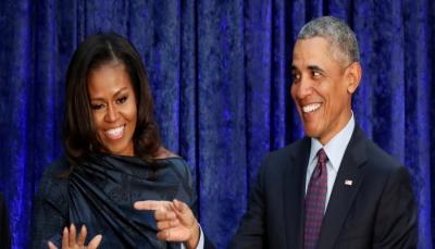 أوباما يزور بلده الأصلي ويرقص مع جدته (فيديو)