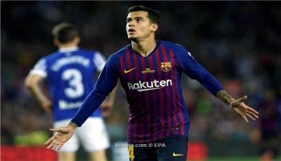 كوتينيو يقود المفاوضات في صفقة برشلونة الجديدة