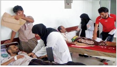 """وفاة طفلتين وإصابة العشرات في انتشار جديد لوباء """"حمى الضنك"""" في عدن"""