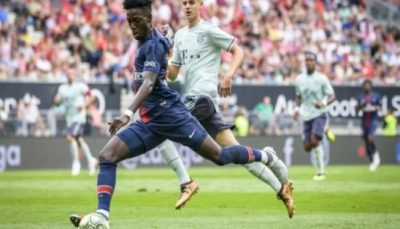 فوز بايرن ميونيخ على سان جرمان 3-1 وهدف اول في شباك بوفون
